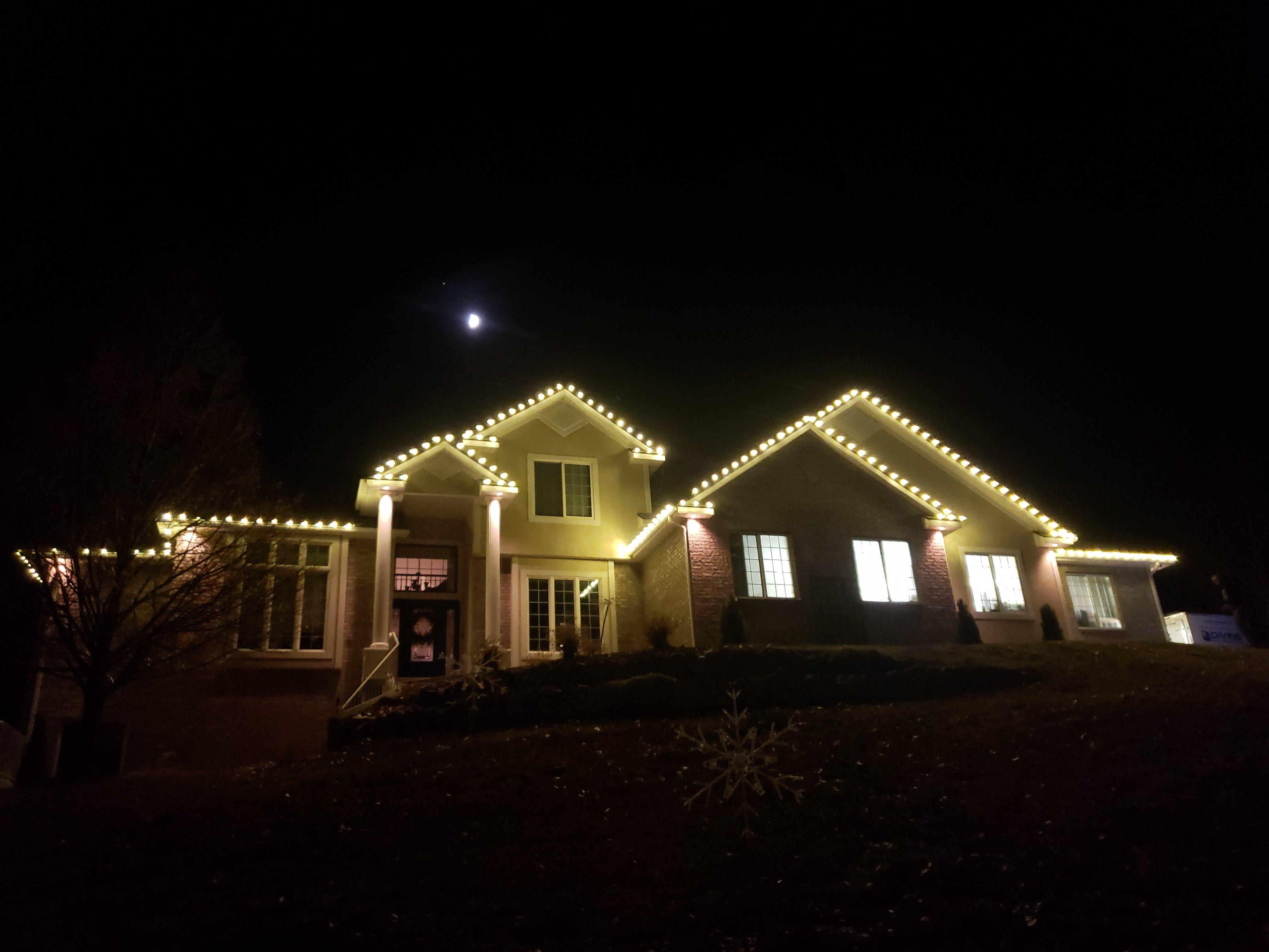 Professional Christmas lighting pocatello